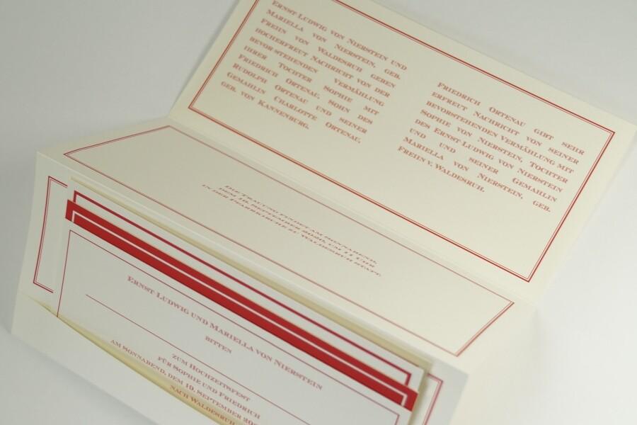 Formulierungshilfe Hochzeitsanzeigen